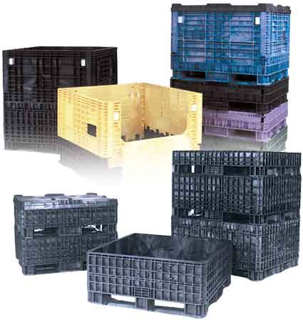 Bulk Containers For Sale Or Repair Many Colors Light Or